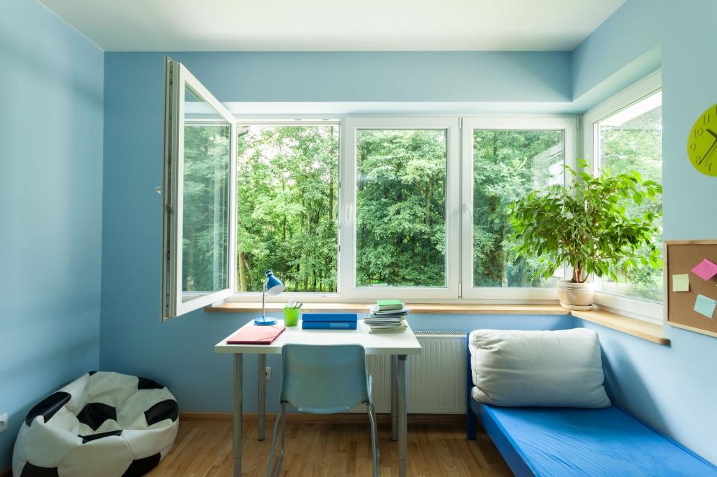 Finestre in pvc la finestra in pvc roma fornitura e installazione - Finestre in pvc a roma ...